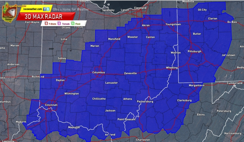 Severe T-Storm Watch OH IN KY WV PA