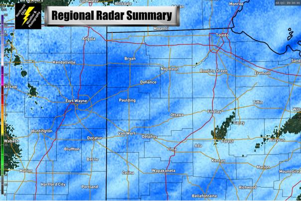 430 PM Regional Radar