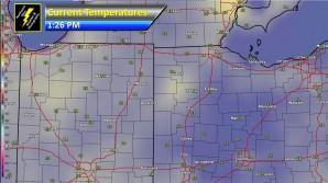 126 PM Temperatures