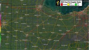 652 PM Satellite 658 PM Radar & Wind Direction